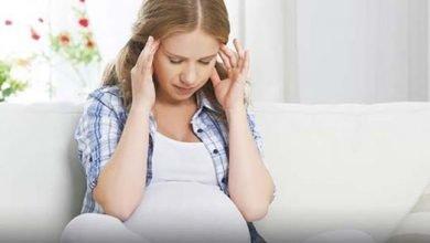 تصویر از سردرد در بارداری