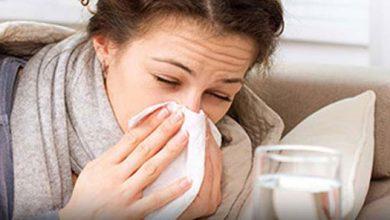 تصویر از سرماخوردگی در بارداری
