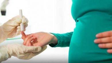تصویر از دیابت مزمن و بارداری