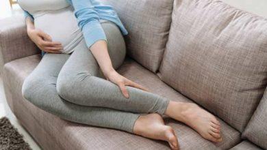 گرفتگی عضلات در بارداری